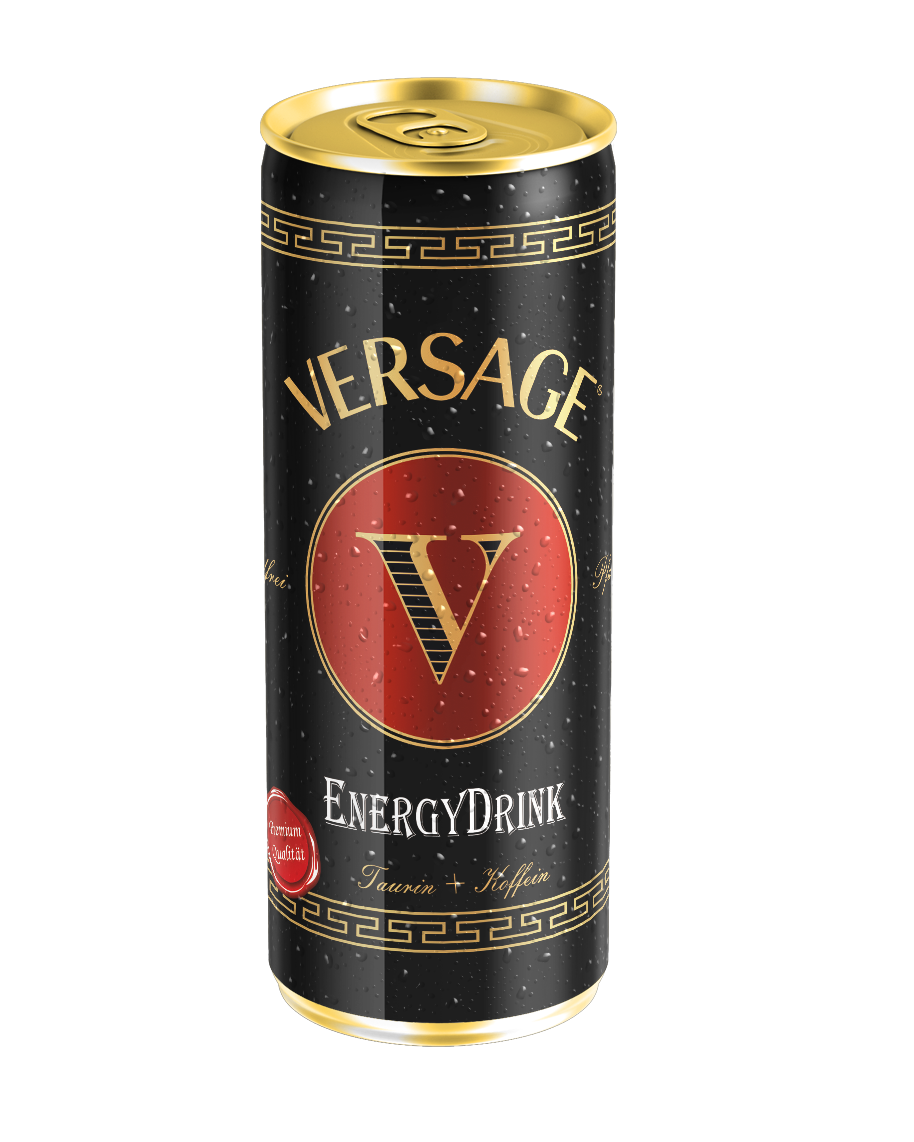 versage energy drink